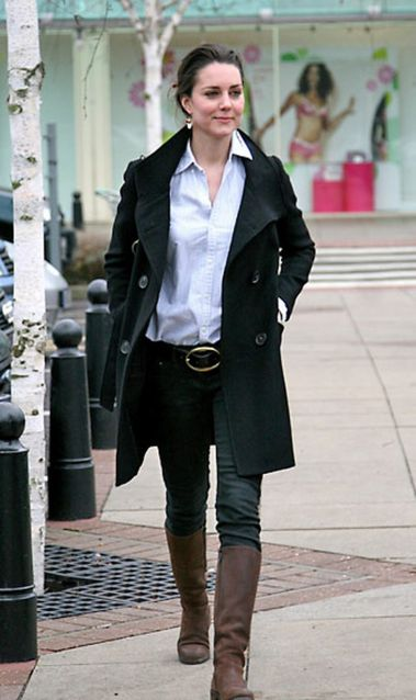 Kate middleton casual style outfit 2